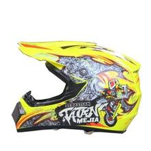 2015 New ABS Motorcross Helmet Full Face DOT S M L XL Cascos Moto Capacetes Fit