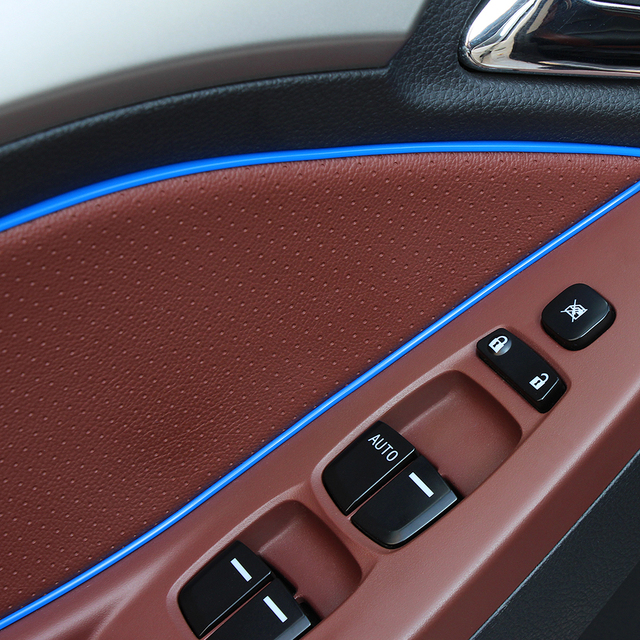 Interior Design Nissan X Trail: Car Styling Interior Decoration Decorative Thread Car