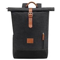 c1208729525bb ... Sırt Çantaları Bölünmüş Deri Vintage Koleji Çantası Düz Renk okul  çantası. Teklifi Göster. Outdoor Men Mochilas Canvas Backpack Men Retro Popular  Man ...
