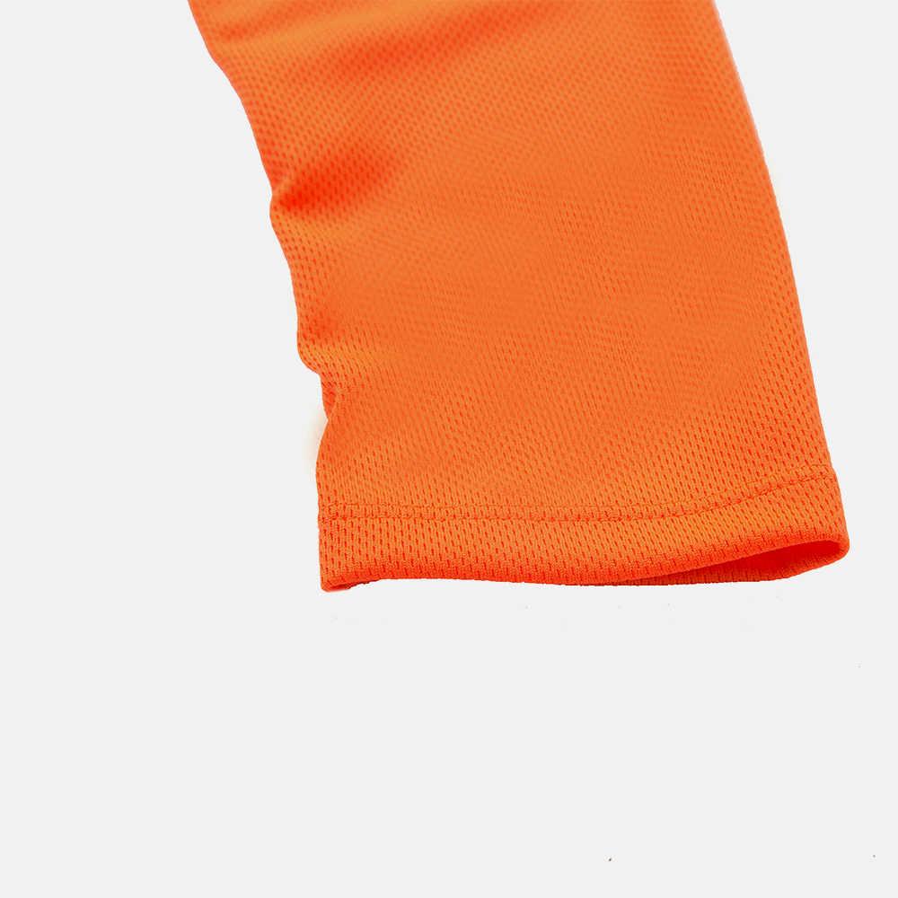 Attraco Anak Swimsuit Anak Laki-laki Lengan Panjang Ruam Penjaga Top Olahraga Baju Renang UPF 50 + K Berlaku Kolam Kemeja Pakaian