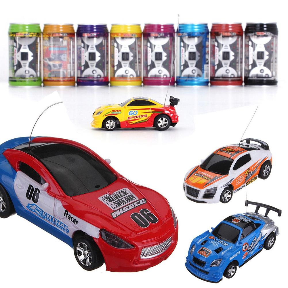 Can Mini Velocity Racing Distant Management RC Automotive 4WD Automobiles Xmas Youngsters Toys Voiture Telecommande