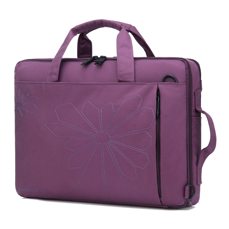 BRINCH 12 inch computer bag 11.6 inch thin shoulder bag for men and women notebook BW-185