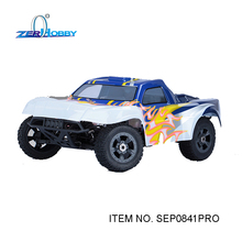 SRC rc car 2.4G 1/8 electric brushless off road short course SEP0841PRO