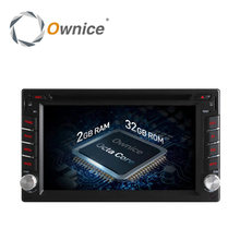 Ownice C500 Android 6.0 Octa 8 Core 2G RAM 2 din car dvd Radio player GPS Navi Video Monitor For universal BT 4G SIM LTE Network