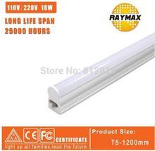 3pcs lot T5 LED Integrated Tube T5 120cm 90cm 60cm 30cm LED bulb tube 18W 10W