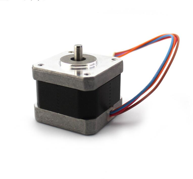 42 stepper motor two-phase four-wire system mini stepping motor for 3D printer цены