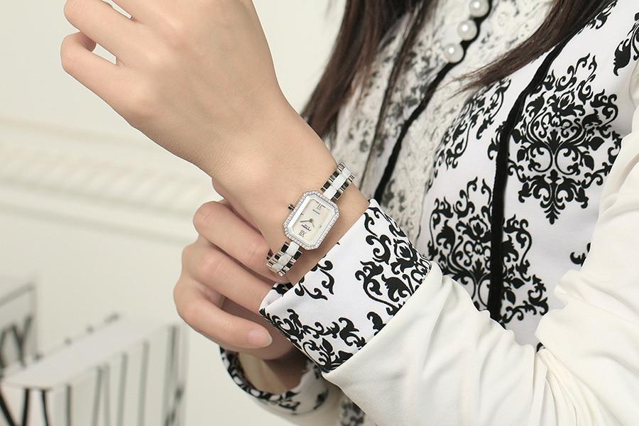 Brand Korean Girls Summer Fashion Bracelet Watches Elegant ...