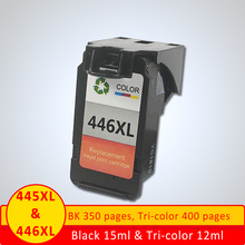 XiangYu cl-446 cl 446 XL Ink Cartridge Replacement For Canon cl 446 cl-446 cl-446XL Compatible for MG2942 MG2944 IP2840 Printers
