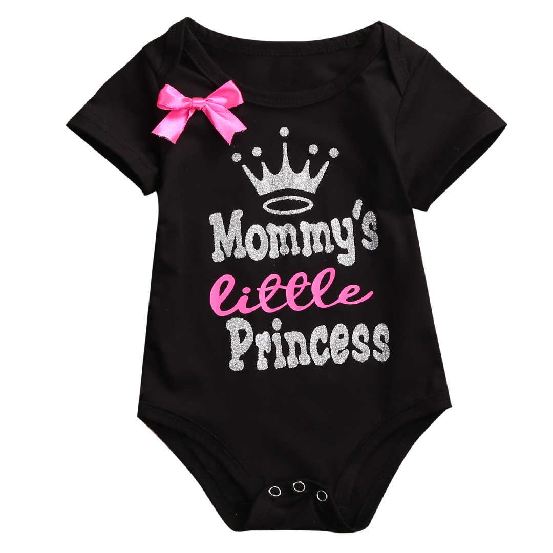 Trẻ sơ sinh Toddler Baby Boy Baby Girl Unisex Fashion Cotton Blend Romper Jumpsuit Quần Áo Trẻ Em Trang Phục