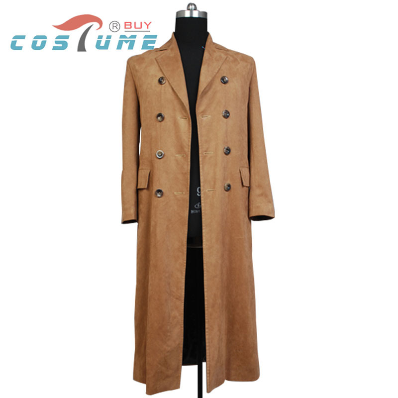 Brown Trench Coat Photo Album - Reikian