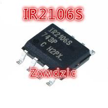 10pcs IR2106S SOP-8 IR2106STRPBF SOP8 IR2106 SOP 50pcs ir2106 ir dip 8