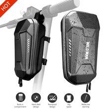 電動スクーターのフロント収納袋サスペンションバッグ耐久性のある Eva 車の充電器ツールシャオ mi mi mi 嘉 m365 ES ES1/ES2