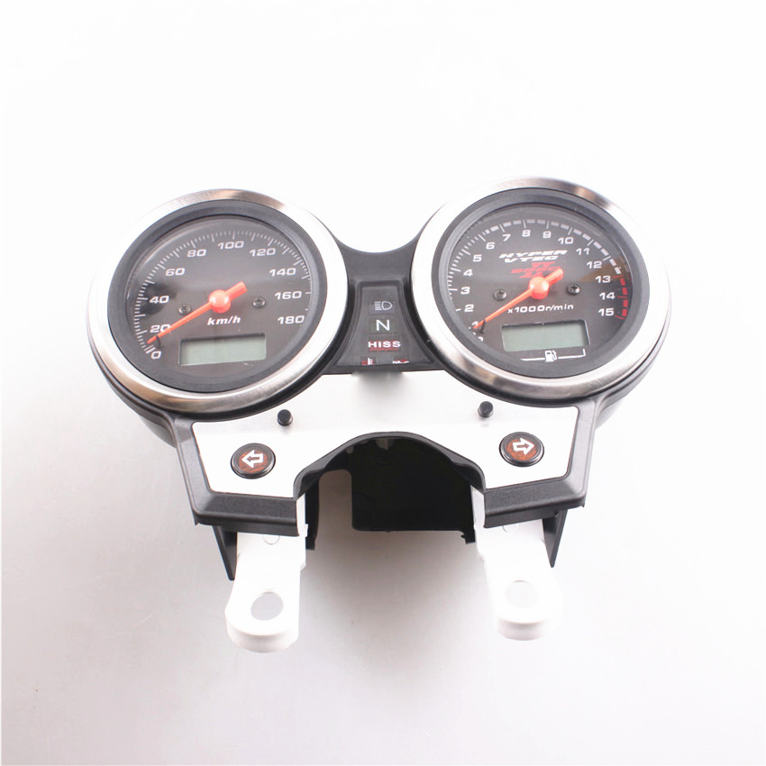ABS Gauge Speedometer Tachometer Instrument For Honda CB400 2002-2003 Moto Accessories