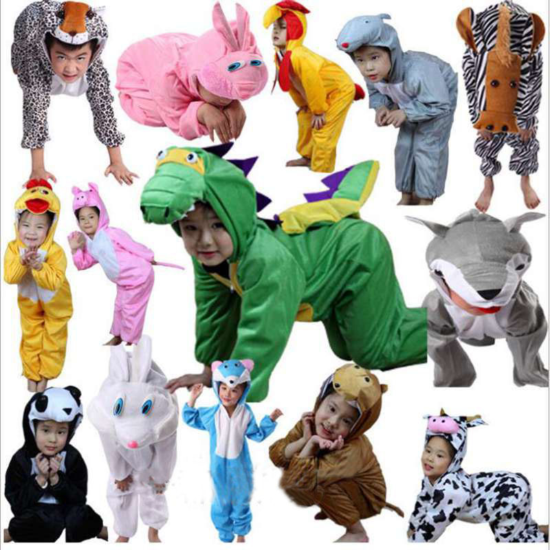 disfraz de halloween trajes de dinosaurios de dibujos animados del gato azul para nio y nia ropa etapa tigre ropa de los nios