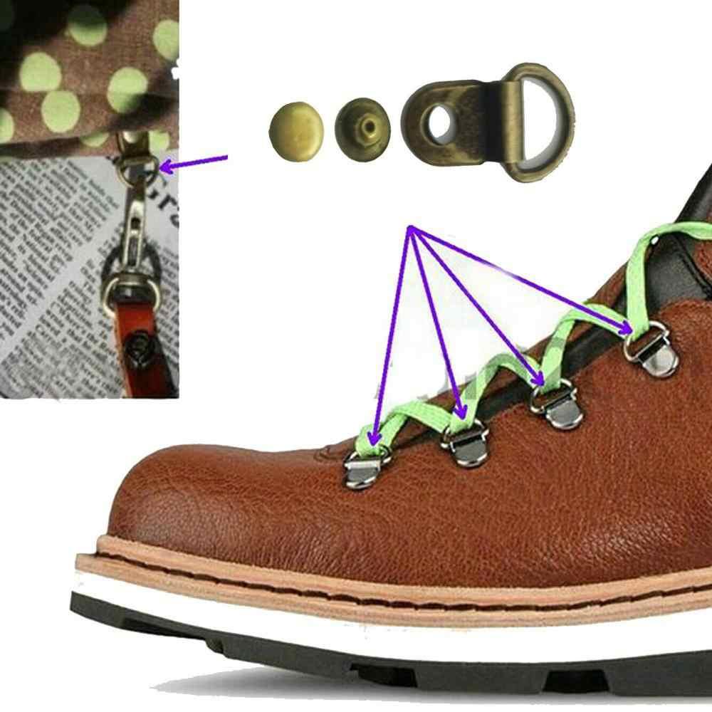 10X Kurutma Lug + Perçin Tamir Avcılık ve Yürüyüş veya Iş Açık Botlar