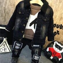 New Children Kids Boys Clothing Sets Autumn Winter Baby Boys