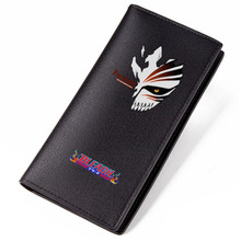 Bleach Long Purse Black Carteira for Boys and Girls Wallet (4 styles)