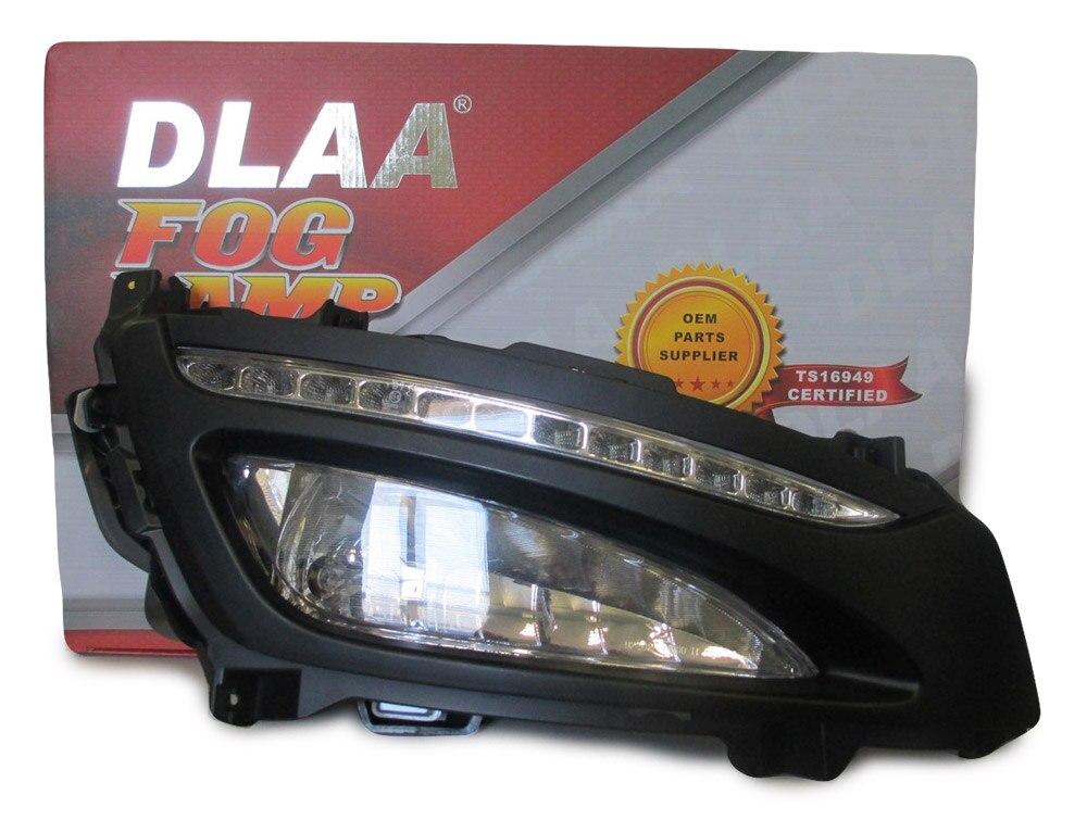Fog lights for Kia Optima 2012- 1 set car accessories styling car lights decoration automotive lamp free shipping oem part for kia optima k5 fog lamp set light set 2011 2013