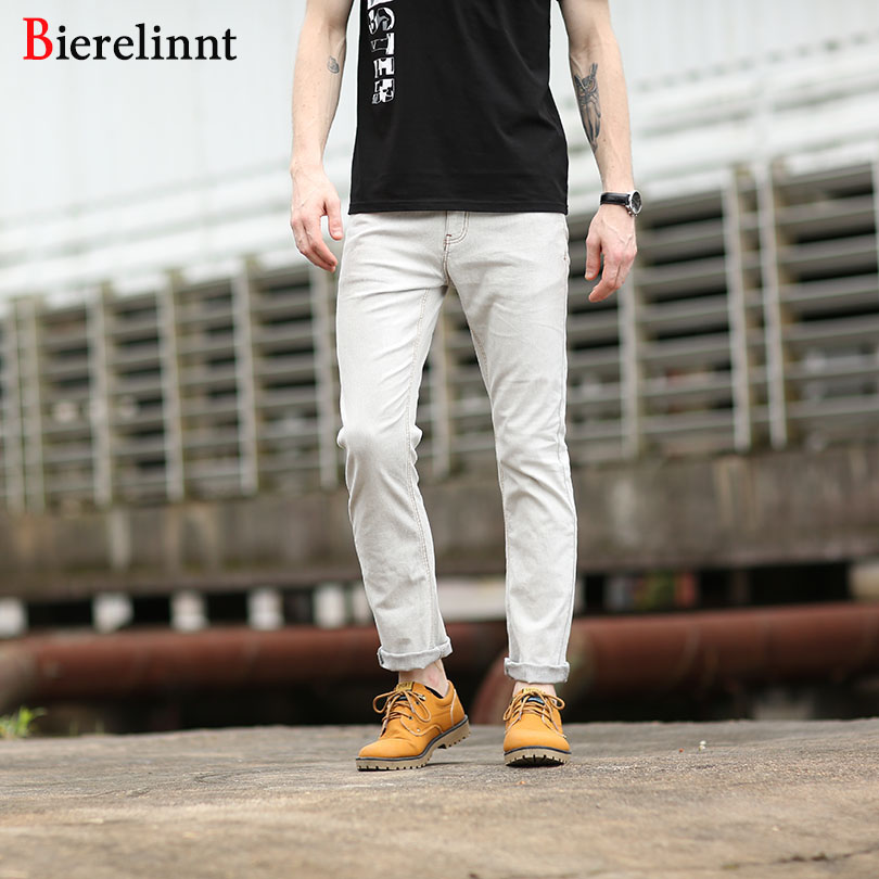 Retail & Wholesale 2018 Summer New Arrival lightweight Hot Sale Casual Slim Cotton Good Quality Pants for Men,151102-7