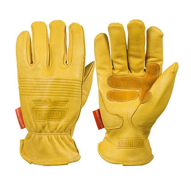 Ozero 1 pairs mec nica guantes de trabajo guantes de - Guantes de seguridad ...
