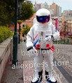 Новый скафандр Космонавта талисман костюм па цвет фантазии партия dress костюм карнавал фурсьют бизнес спорт талисман