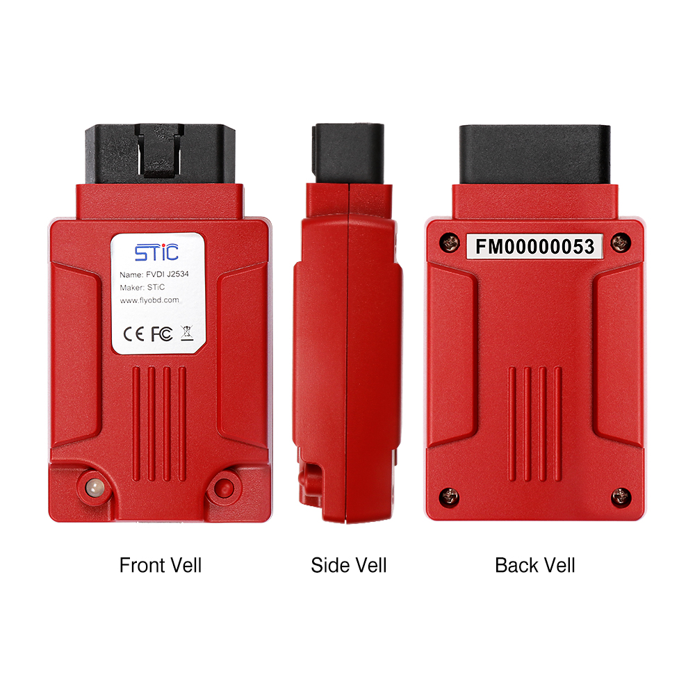 Image 3 - OBD2 Newest FVDI J2534 Diagnostic Tool for Fo rd & Mazda Support Online Module Programming Support Most of ELM327 Software-in Auto Key Programmers from Automobiles & Motorcycles on