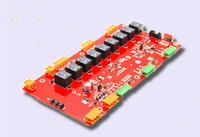For ZEC For ETH BTC LTC Miner MotherBoard PCB Fabrication&PCBA Circuit Board Assembly+BOM List Purchasing PCB PCBA Demo Board