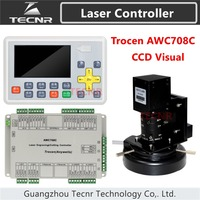 TECNR Trocen AWC708C CCD Visual CO2 laser DSP controller system for laser cutter engraver
