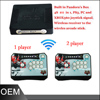 2 Players Arcade Stick Controller 680 Games In 1 Wireless Arcade Stick Controller Supprot PC PS3
