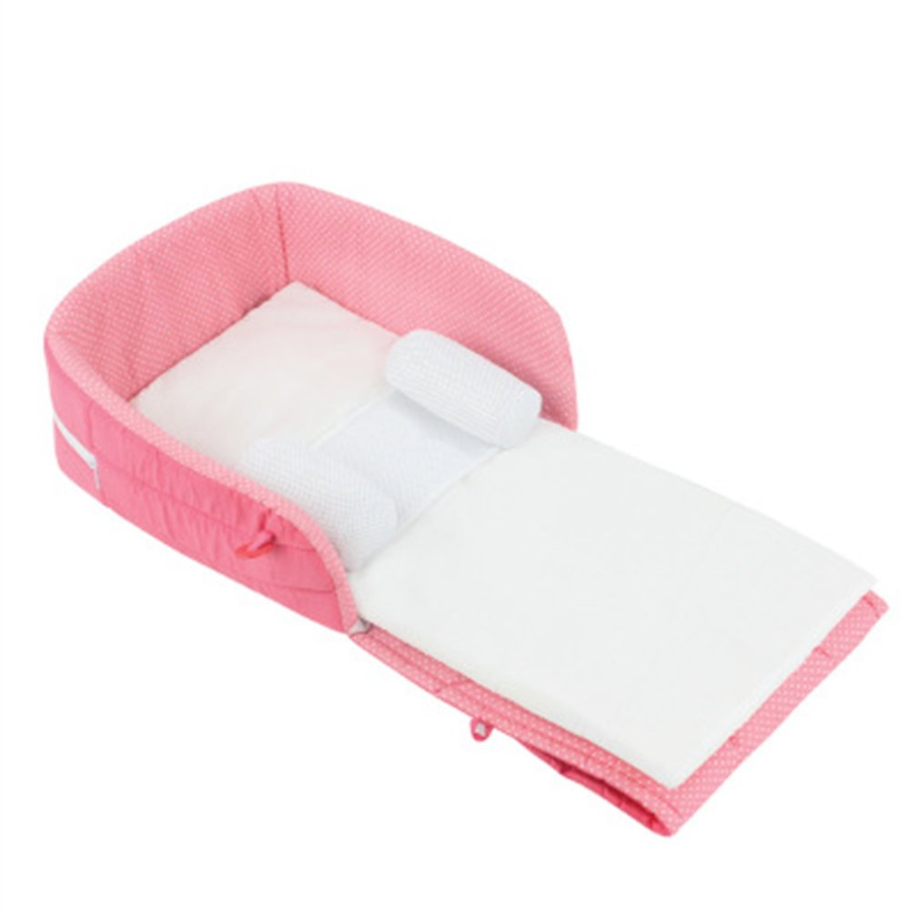 Mambobaby 2 в 1 новорожденных баб кроватки одноцветное подгузник Мумия сумка Портативный коляска Сумки Многофункциональный складной кроватки п...