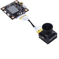 Hawkeye Firefly Split 4K 160 Degree HD Recording DVR Mini FPV Camera WDR Single Board Built in Mic Latency Camera for RC Drone