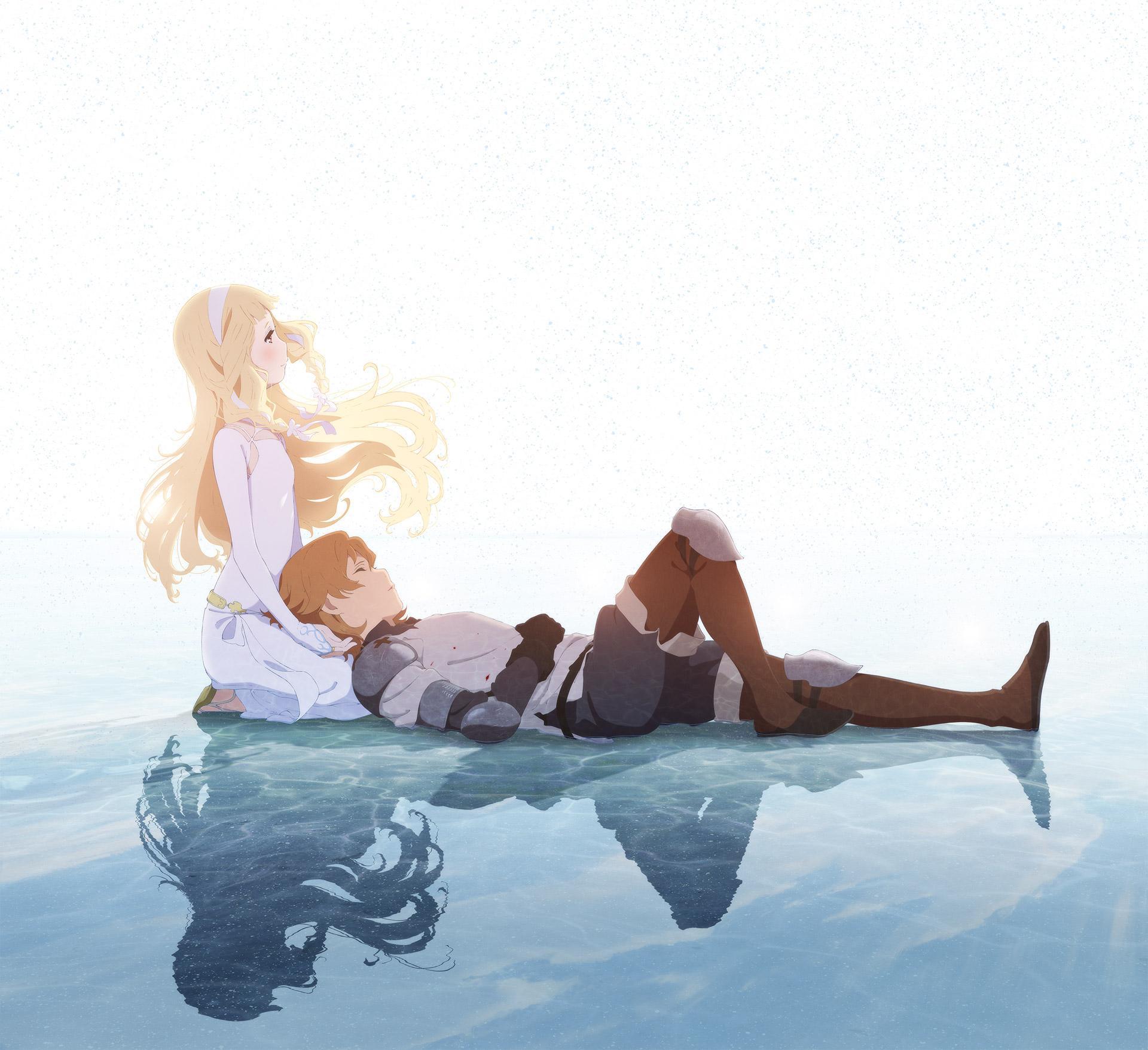 【1080P】【CHS】朝花夕誓 さよならの朝に約束の花をかざろう (2018)