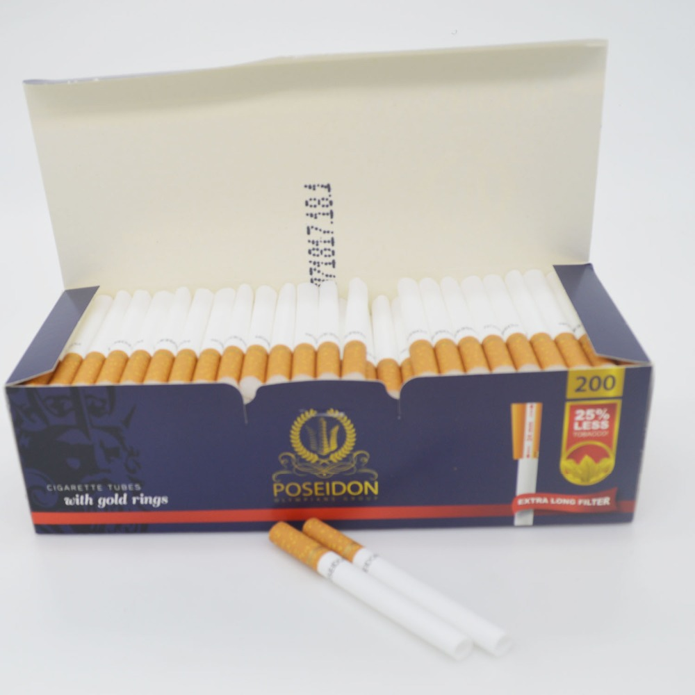 Image 2 - 200 PCS cigarette empty tube smoking accessories homemade materials-in Cigarette Accessories from Home & Garden