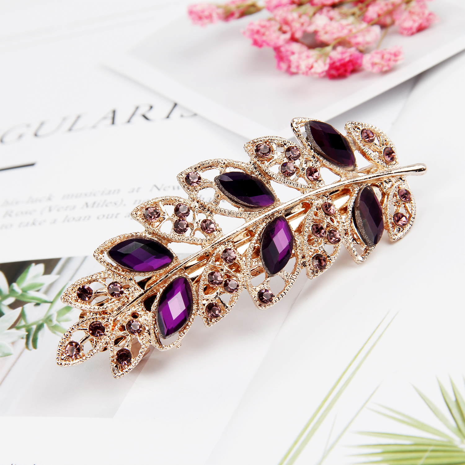 hair clips for women hairclip fashion style Styling Tools Metal Ponytail holder Hairpins BB Hairgrip Girls Hair Accessories