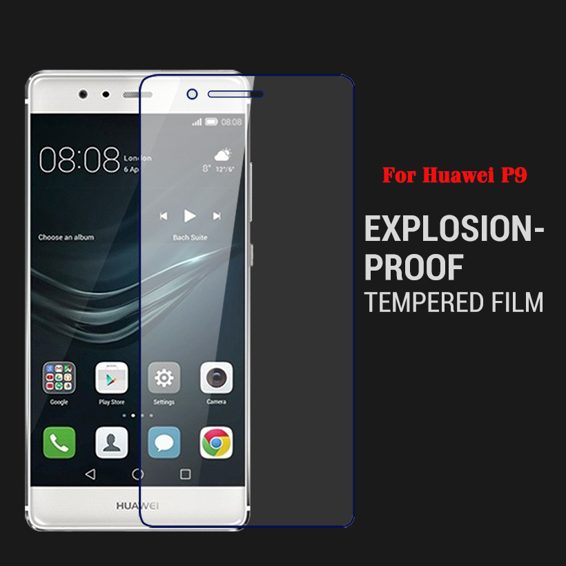 McCollum Tempered Glass For Huawei P9 EVA-L09 Screen Protectors