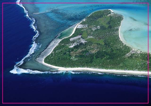Us 2 98 Metal Wrapped Magnets Free Shipping Tahiti Bora Bora Island View Metal Fridge Magnet 5589 Travel Souvenirs Drop Shipping Accept In Fridge