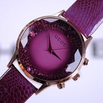 2019 Summer New Arrival Women Watches Fashion Lady Luxury Wristwatches Genuine Leather  Watch Bracelet Wristwatch