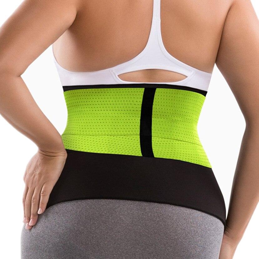 Treu 2019 Neue Frauen Zipper Latex Körper Former Taille Trainer Training Cincher Korsett Zip Gürtel Gürtel Solid Black Damen-dessous