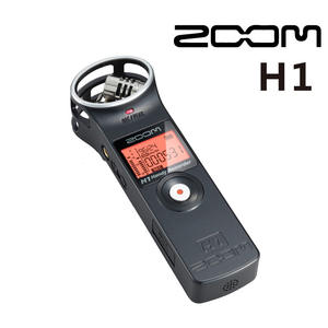 ZOOM H1 H1N Stereo recording pen for Interview SLR recording microphone