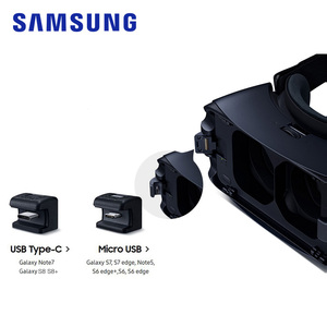 Image 2 - Samsung Origin Gear VR 5.0 3D VR Glasses  Built in Gyro Sens for Samsung Galaxy S9 S9Plus S8 S8+ Note5 Note 7 S6 S7 S7Edge