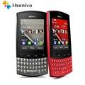 100% Оригинальный разблокированный Nokia asha 303 мобильный телефон 2 4 '3G Bluetooth MP3 сотовый телефон 1300 mAh Бесплатная доставка