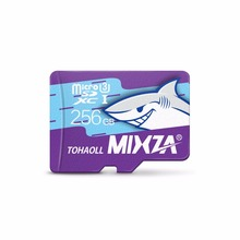 Mixza карты памяти 256 ГБ U3 128 ГБ 64 ГБ карта Micro SD Class10 UHS-1 флэш-карты памяти MicroSD для смартфонов/ Планшет