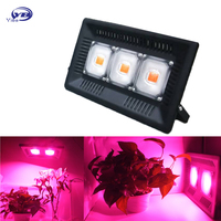 Full Spectrum 380 780nm Dimmable Led Grow Light 100W 150W Led Plant Growth Lamp for Flowering Plant Grow Box Hydroponics Lights