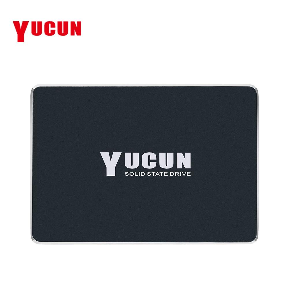YUCUN SATAIII SSD 16 gb 32 gb 60 gb 90 gb 120 gb 180 gb 240 gb A Stato Solido Interno drive da 2.5 pollice HDD Hard Drive 250 gb 256 gb 128 gb