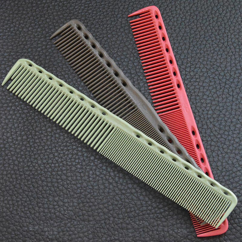 1stk. Professional Hair Combs Kits Salon Barber Kambørster Anti-statisk Hårbørste Hårpleje Styling Tools Sæt kit til Hair Salo