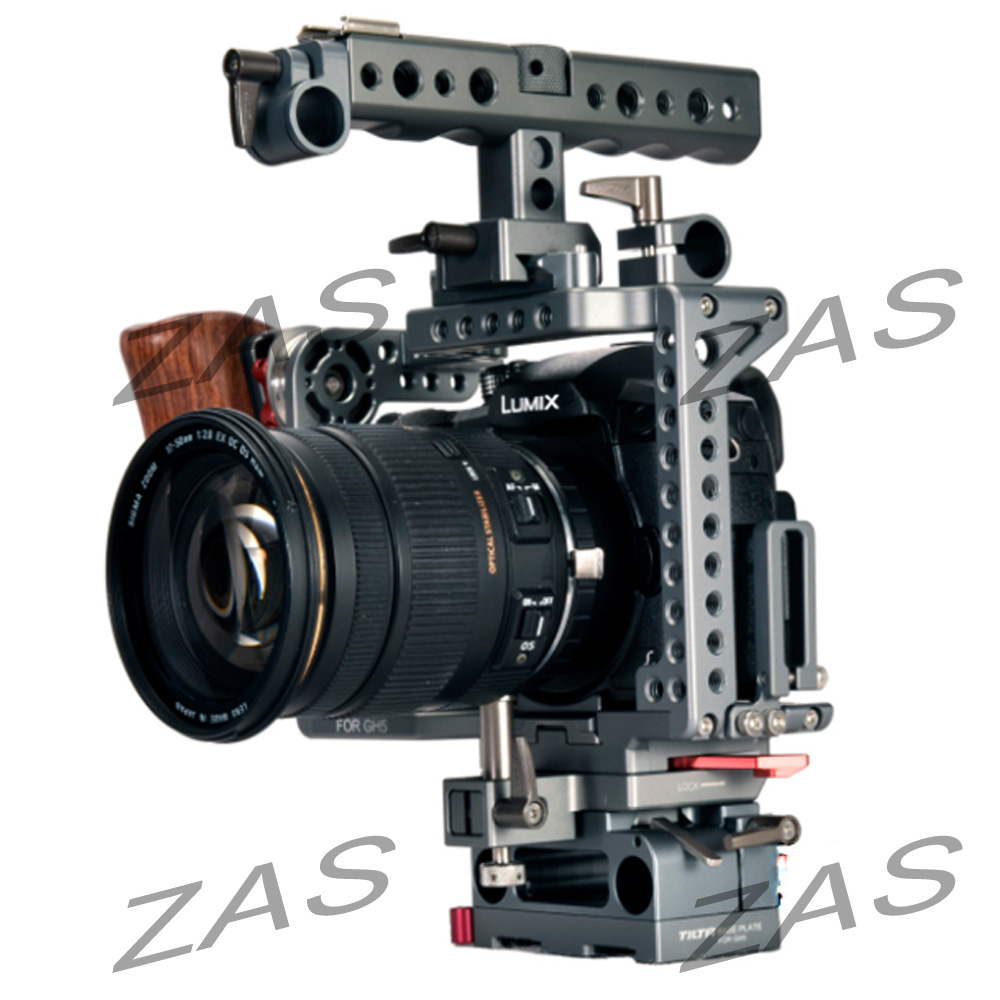 TILTA ES-T37A / ES-T37 Նոր բռնակ Panasonic GH4 / GH5 - Տեսախցիկ և լուսանկար - Լուսանկար 4