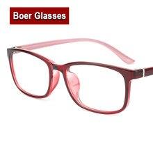 91867a4548 2017 new TR90 light weight full rim men s eyeglasses rectangle frame  women s eyewear prescription eye glasses Rxable S3025
