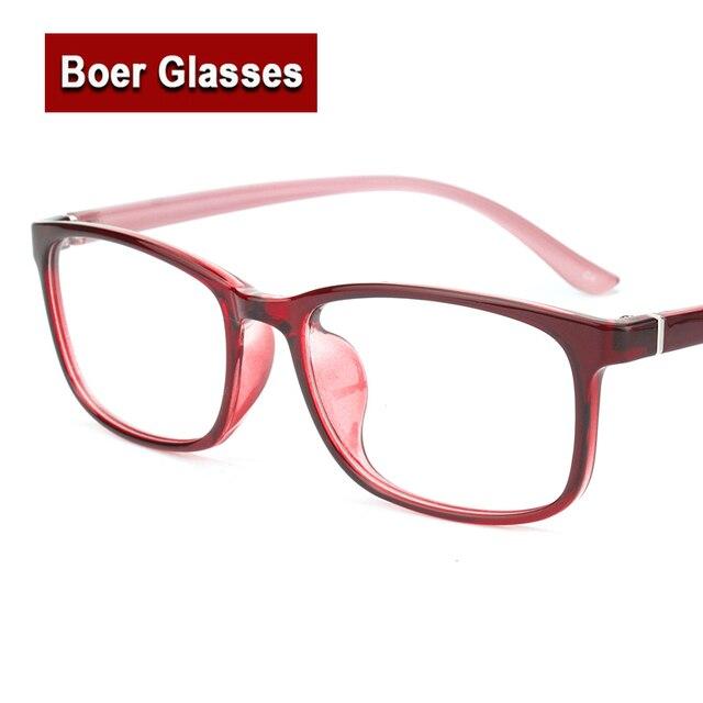 2017 new TR90 light weight full rim men\'s eyeglasses rectangle frame ...