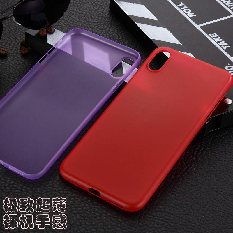 0.3mm iphone xs case
