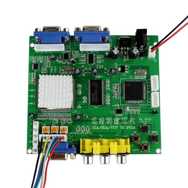 GAME Converter CGA/RGB/YUV/EGA to VGA GBS